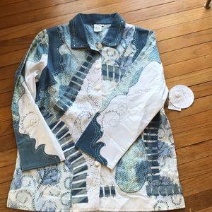 NWT Parsley and Sage Jacket